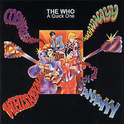 CD - The Who - A Quick One