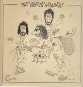LP - The Who - By Numbers - ltd.ed. numbered