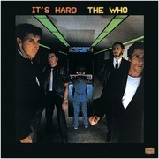 LP - The Who - It's Hard