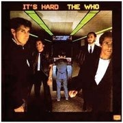 CD - The Who - It's Hard