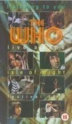VHS - The Who - Live At The Isle Of Wight