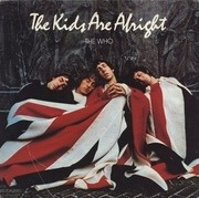 Double LP - The Who - The Kids Are Alright