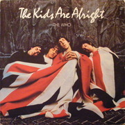 Double LP - The Who - The Kids Are Alright - + booklet +OIS