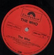 LP - The Who - The Who (1966)
