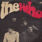 LP - The Who - The Who (1966) - Orig German