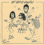 CD - The Who - By Numbers