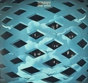 Double LP - The Who - Tommy - original 1st uk + booklet