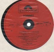 Double LP - The Who - Tommy - with booklet