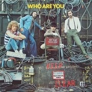 LP - The Who - Who Are You - Red vinyl