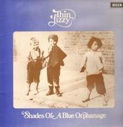 LP - Thin Lizzy - Shades Of A Blue Orphanage - UK green labels