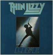 Double LP - Thin Lizzy - Life - Live