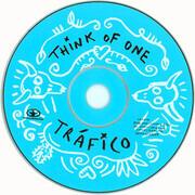CD - Think Of One - Tráfico - Digipak
