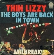 7'' - Thin Lizzy - The Boys Are Back In Town / Jailbreak