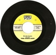7'' - Thin White Rope - Ants Are Cavemen b/w Little Doll
