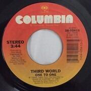 7inch Vinyl Single - Third World - One To One