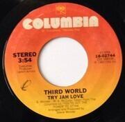 7inch Vinyl Single - Third World - Try Jah Love
