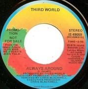 7inch Vinyl Single - Third World - Always Around