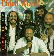 LP - Third World - Live It Up