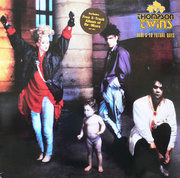 Double LP - Thompson Twins - Here's To Future Days