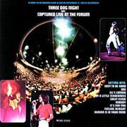 CD - Three Dog Night - Captured Live At The Forum