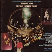 LP - Three Dog Night - Captured Live At The Forum