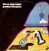 LP - Three Dog Night - Golden Bisquits
