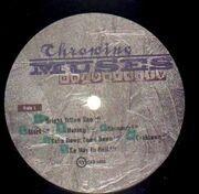 LP - Throwing Muses - University - Original 1st UK