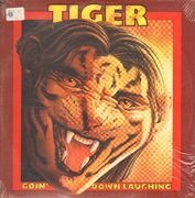 LP - Tiger - Goin' Down Laughing - Still sealed