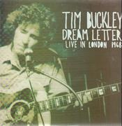 Double LP - Tim Buckley - Dream Letter Live in London 1968 - rare