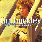 CD - Tim Buckley - Live At The Troubadour 1969