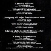 CD - Tim Hinkley - Hinkleys Heroes Volume One - Digipak