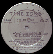 12'' - Time Zone - The Wildstyle