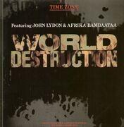 12'' - Time Zone - World Destruction