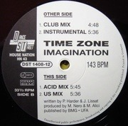 12'' - Time Zone, Timezone - Imagination
