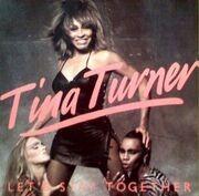 12'' - Tina Turner - Let's Stay Together
