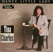 7'' - Tina Charles - Dance Little Lady Dance