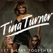 7'' - Tina Turner - Let's Stay Together