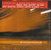 CD - Tobias Berblinger - Midnight Express 2 -  A Guidance Recordings Compilation