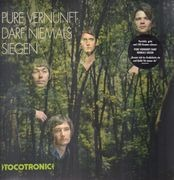 Double LP - Tocotronic - Pure Vernunft darf niemals siegen - green vinyl