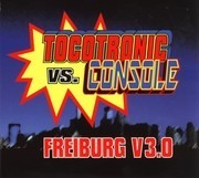 CD Single - Tocotronic vs. Console - Freiburg V3.0 - Digipak