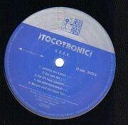 Double LP - Tocotronic - K.O.O.K.