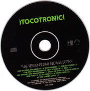 CD - Tocotronic - Pure Vernunft Darf Niemals Siegen