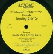 12inch Vinyl Single - Todd Terry - Something Goin' On