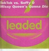 12inch Vinyl Single - Toktok vs. Soffy O. - Missy Queen's Gonna Die