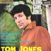 7inch Vinyl Single - Tom Jones - Along Came Jones - Original Spanish EP