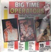 LP - Tom Jones / Roy Orbison / Walker Brothers a.o. - Big Time Operators