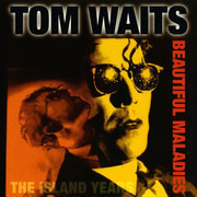 CD - Tom Waits - Beautiful Maladies - The Island Years - Digipak