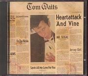 CD - Tom Waits - Heartattack And Vine