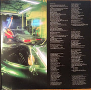 LP - Tom Waits - Blue Valentine - Gatefold Sleeve