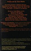 MC - Tom Waits - Bone Machine - still sealed
